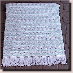 SPORT WEIGHT YARN BABY BLANKET PATTERNS Sewing Patterns ...